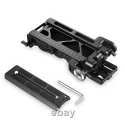 SmallRig VCT-14 Quick Release Tripod Plate 2169 With VCT-14 Shoulder Plate 1954