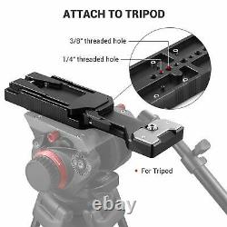 SmallRig VCT-14 Quick Release Tripod Plate with Standard Release Lever -2169