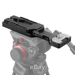 Smallrig VCT-14 Quick Release Tripod Plate 2169 & VCT-14 Shoulder Plate 1954