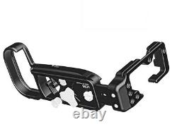 Stabil LCR5 L Plates (Bracket) For Canon EOS-R5 / EOS-R6 Camera (Black)
