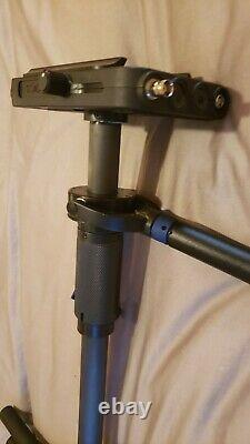 Steadicam Zephyr Camera Stabilizer kit Standard Vest AB Mount Plate
