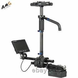 Steadicam Zephyr Camera Stabilizer with 7HD Monitor Standart Vest & G-Mount Plate