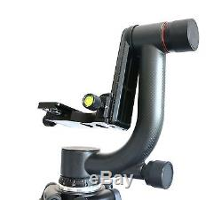 Sunrise Carbon Fiber Gimbal Head Quick Release Plate Kit for Camera Arca Type