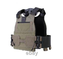 Tactical Quick Release Mag Carrier Cummerbund for Plate Carrier Vest