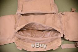 Tactical Tailor TTRAC Quick Release Releasable Armor Plate Carrier Coyote (#77)
