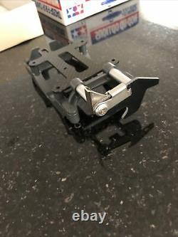 Tamiya TA03 FRP New Chassis Plates Battety Cage And Quick Release TA03R TA03F