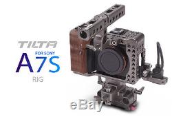 Tilta Sony A7s Rig Quick Release Plate HDMI Protector