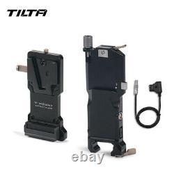Tilta TGA-PPK Battery V Mount Plate to RS 2 Power Pass-through Plate For DJI RS2