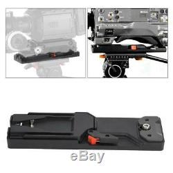VCT-14 Mounting Screw Tripod Quick Release Plate For Sony/Panasonic/JVC HD201E s