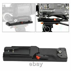 VCT-14 Quick Release Plate Tripod Monopods Release Clamp Adapter For SONY Camera