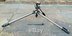 Velbon Sherpa 550R Tripod with PH-157Q Head with Quick Release Plate New Stock