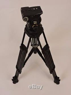 Vinten Vision 100mm (Black) Carbon Tripod Mid Level Spreader Plate