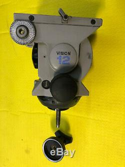 Vinten Vision 12SD Fluid Head Bowl 100mm Camera Mounting Plate Bolt