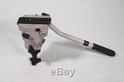 Vinten Vision 3 Fluid Head (75mm Ball Base) with Pan Bar & Long Plate