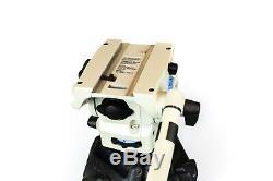 Vinten Vision 8 withFluid Head/Base Plate (V8-AP2) DSLR Tripod 1194125