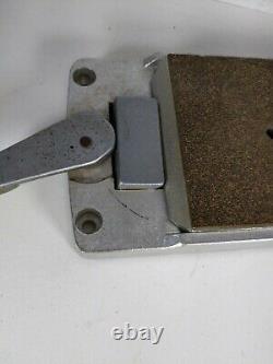 Vtg Quickset Hercules Tripod 5750 Industrial Pan Head Quick Release Plate