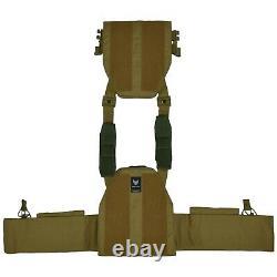 Wartech Plate Carrier SBS TV-102 ROC Quick Release Coyote Russian Original