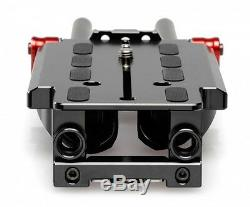 Zacuto Universal VCT Base-Plate Baseplate Quick Release Plate VCT 14