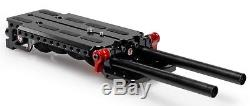 Zacuto Universal VCT Base-Plate Baseplate Quick Release Plate VCT 14 Barely Used