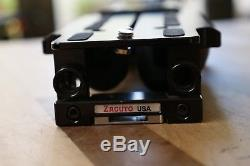 Zacuto Universal VCT Baseplate Quick Release Plate VCT14 for Cinema and Video