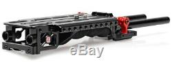 Zacuto Universal VCT Baseplate Quick Release Plate VCT 14