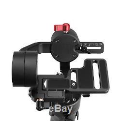 Zhiyun Crane M2 3-Axis Handheld Gimbal Stabilizer +2Quick Release Plate+ Tripod