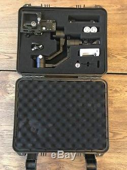 Zhiyun Crane V2 3-axis Handheld Gimbal Stabilizer with Quick Release Plate