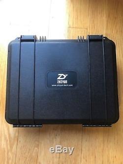 Zhiyun Tech Crane V2 3-Axis Handheld Gimbal Stabilizer PLUS Quick Release Plate